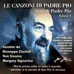 Le canzoni di Padre Pio